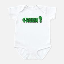 Green? Infant Bodysuit