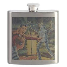 Giant Robot Flask