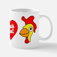 Cluck U Mug