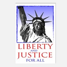 Statue of Liberty (for da Postcards (Package of 8)