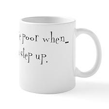 3-YouKnowPoor Mug