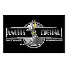 Anubis Digital Rectangle Decal