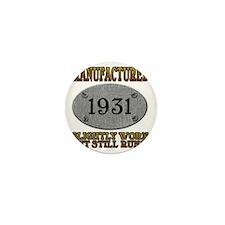 1931 Mini Button