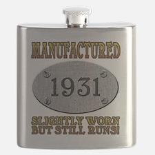 1931 Flask