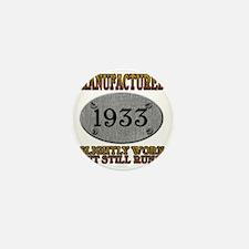 1933 Mini Button