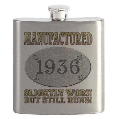 1936 Flask