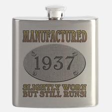 1937 Flask