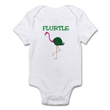 Flurtle Infant Bodysuit