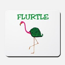 Flurtle Mousepad