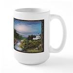 Russian Landscape Large Mug