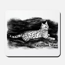 Egyptian Mau Mousepad