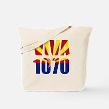 viva-1070wbor Tote Bag