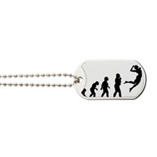Volleyball Dog Tags