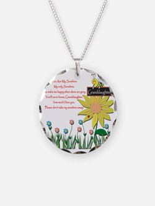 You Are My Sunshine Grandaug Necklace