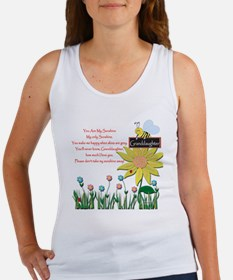 You Are My Sunshine Grandaughter Women's Tank Top