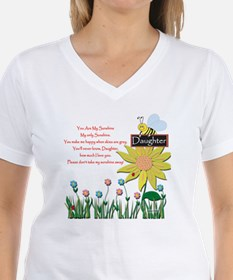 You Are My Sunshine Daughte Shirt