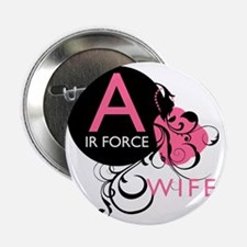 "InitialLadyLikeAirForceWife 2.25"" Button"