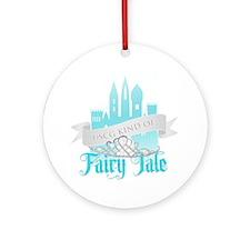FairytaleUSCG Round Ornament