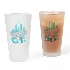 FairytaleNavy Drinking Glass