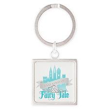 FairytaleUSAF Square Keychain