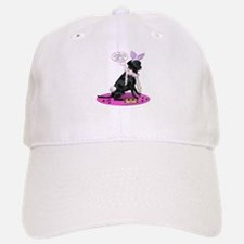 Black Lab Easter Baseball Baseball Cap