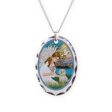 Angel Love - Maltese Necklace