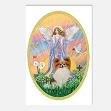 Angel Blessings - Papillo Postcards (Package of 8)