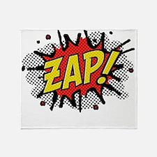 2-Zap Throw Blanket