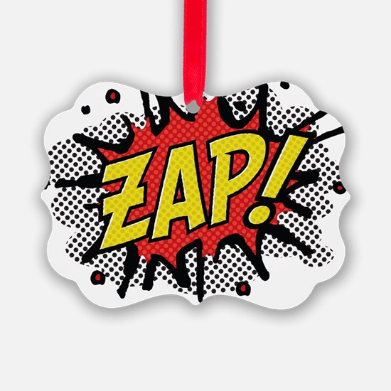 2-Zap Ornament