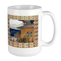 Maiden By The Sea Large Mug