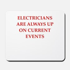 electrician Mousepad