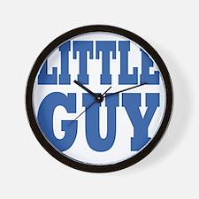 Little Guy Wall Clock