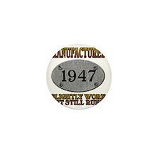 1947 Mini Button