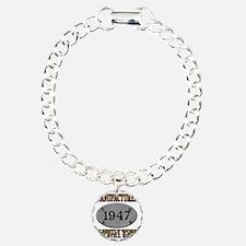 1947 Charm Bracelet, One Charm