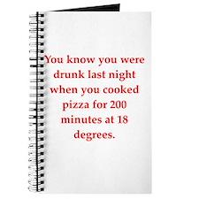 drunk Journal