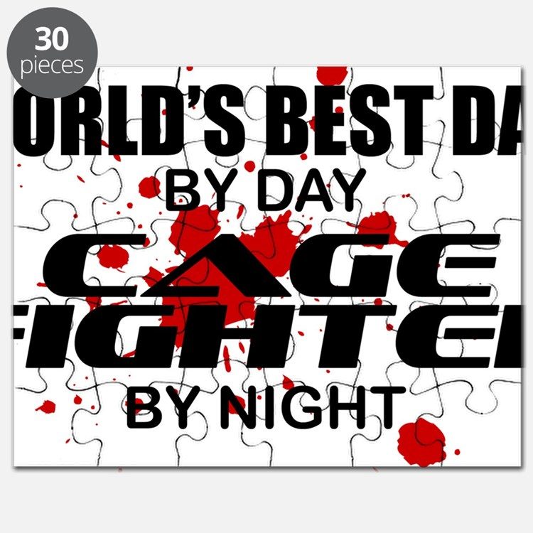 CAGE FIGHTER copy Puzzle