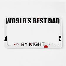 CAGE FIGHTER copy License Plate Holder