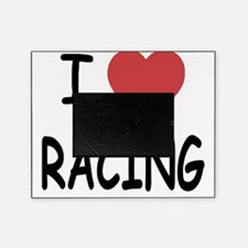 I_loveRACING01 Picture Frame