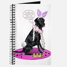 Black Lab Easter Journal