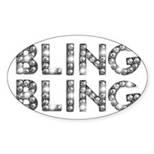 bling-bling-tee Decal
