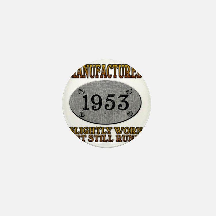 1953 Mini Button