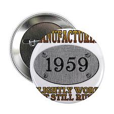 """1959 2.25"""" Button"""