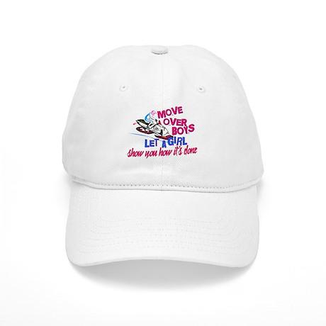 Move Over Boys Cap