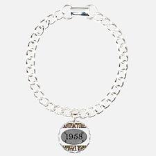 1958 Charm Bracelet, One Charm
