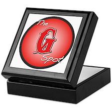 G-spot Keepsake Box