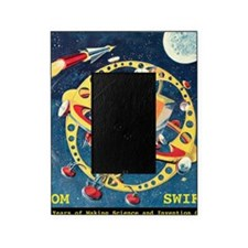 Challenger Space Rocket Picture Frame