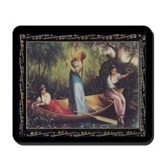 Maidens on the River Mousepad