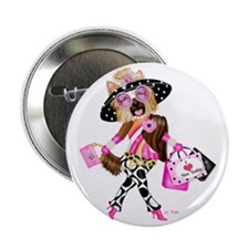 "I Love New Yorkie 2.25"" Button"