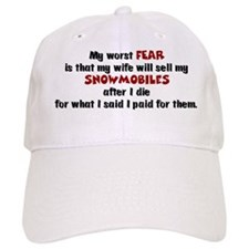 My Worst Fear Hat