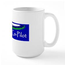 Maat Is My Co-Pilot Mug